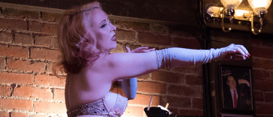 Tantric Burlesque 101 with Rosie Bitts (Canada)