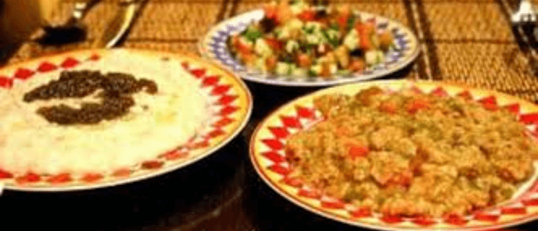 Cooking: The Taste of Persia