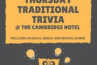 The Cambridge's Traditional Quiz Night