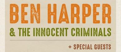 Ben Harper and The Innocent Criminals