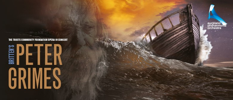 Trusts Community Foundation Opera in Concert: Peter Grimes: CANCELLED