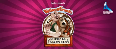 Bayleys: Wallace & Gromit's Musical Marvels