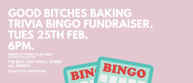 Trivia Night (Good Bitches Baking Charity Fundraiser)