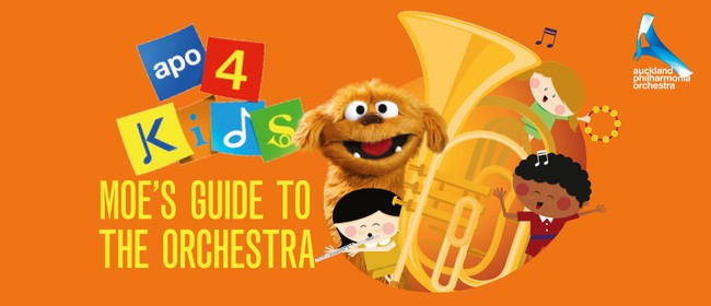 APO 4 Kids: Moe's Guide to the Orchestra: CANCELLED