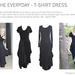Upcycled Fashion Workshop 2 - T Dress