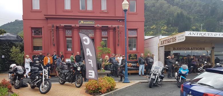 Te Aroha Annual Charity Motorcycle & Classic Car Poker Run