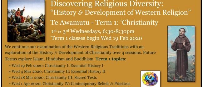 History & Development: Christianity