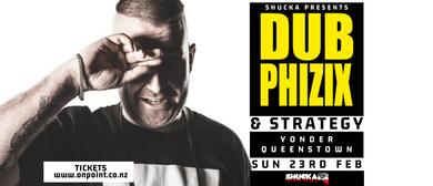 Shucka: Dub Phizix & Strategy (UK)