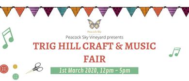 Trig Hill Craft & Music Fair