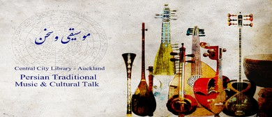 Persian Traditional Music and Cultural Talk