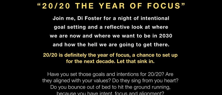 20/20 The Year of the Focus