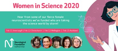 Women In Science 2020