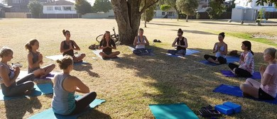Yoga & Oils In the Park