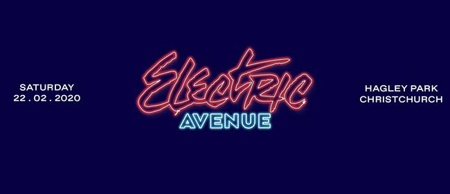 Electric Avenue Music Festival 2020
