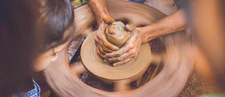 4-weeks Beginner's Pottery Wheel Workshop