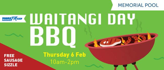 Waitangi Day BBQ