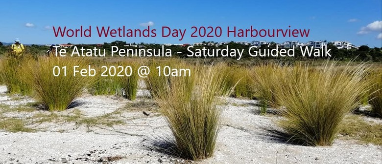 Guided Walk - World Wetlands Day