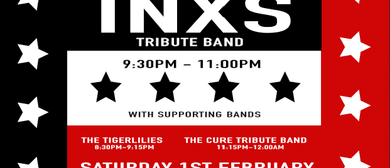 Elegantly Wasted INXS Tribute Band