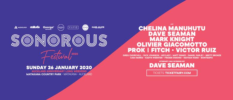 Sonorous Festival 2020