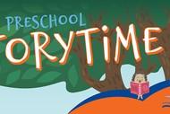 Preschool Storytime: POSTPONED
