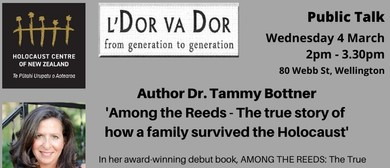 Author: Tammy Bottner: Among The Reeds - Holocaust Survival