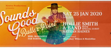 Sounds Good @ Butler Point Hollie Smith and Band