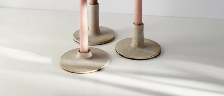 Workshop: Candle Holders