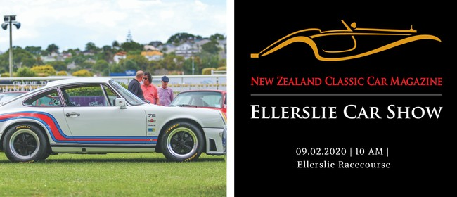 New Zealand Classic Car Magazine Car Show
