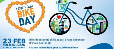Love Your Bike Day 2020