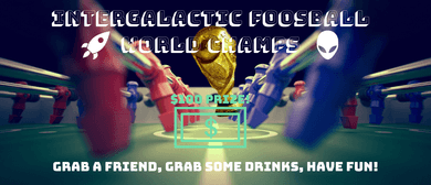 Intergalactic Foosball World Champs