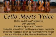 Cellos Meet Voice