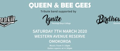 Queen and Bee Gees Tribute