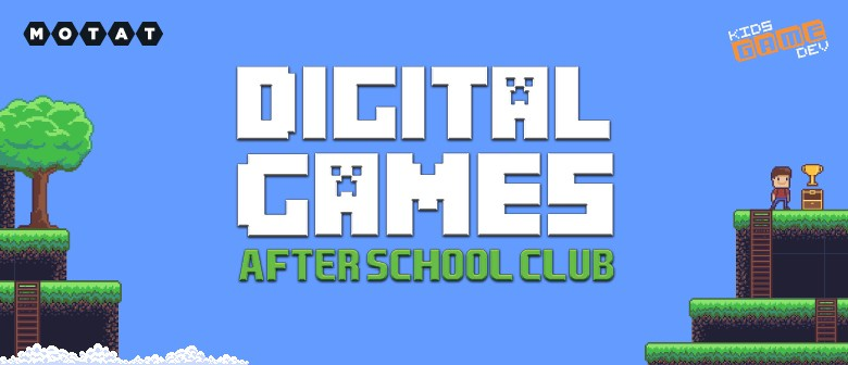 Digital Games - After School Club: CANCELLED
