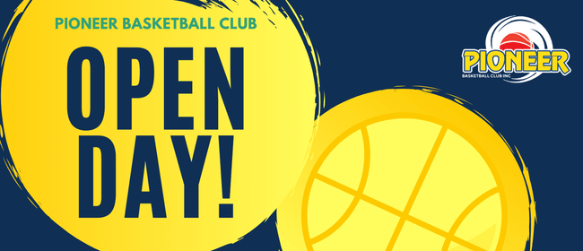 Pioneer Basketball Club Open Day 2020