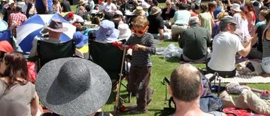 Sunday Sounds: Dunedin Jazz Orchestra