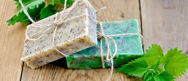Colouring Techniques in Soap Making