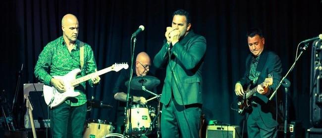 QB Music Festival - Blues Night: The Flaming Mudcats