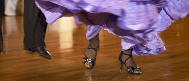 Ballroom and Latin Dancing For Beginners