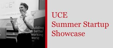 UCE Summer Startup Showcase