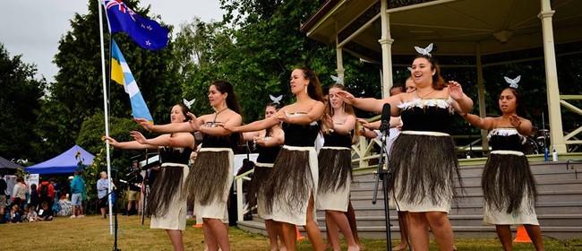 Kaiapoi Waitangi Day Family Celebration