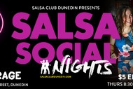 Salsa Club Dunedin Social Nights