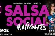 Salsa Club Dunedin Social Nights: POSTPONED