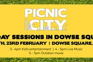 Picnic In the City - Sunday Sessions