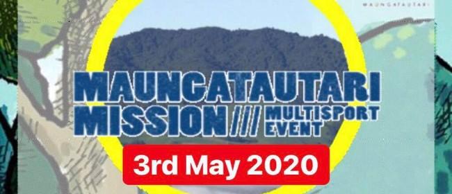 Maungatautari Mission: Multisport Event: POSTPONED