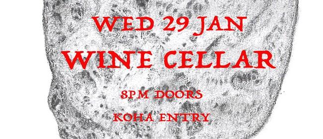 AF Wine Cellar Series feat: Sewage, Sandra Bell, Drorgan