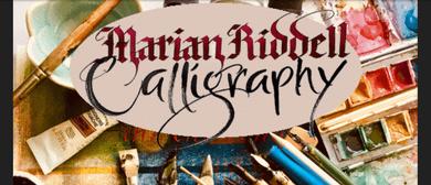 Calligraphy Italic Beginners Class