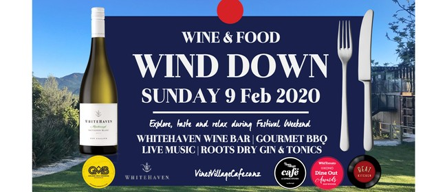 Wine & Food Wind Down 2020