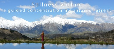Stillness Within: A Guided Concentration Mountains Retreat