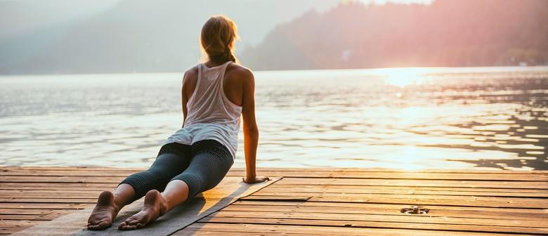 Yoga - Continuation