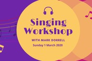 The Glamaphones: Singing Workshop with Mark Dorrell
